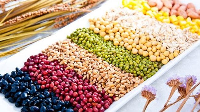 NGười bệnh trĩ nne tăng cường ăn ngũ cốc