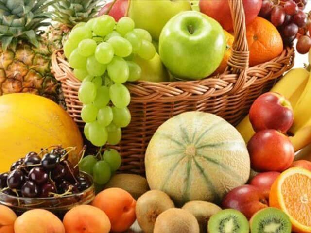 Cải thiện bệnh trĩ bằng cách ăn trái cây tươi mỗi ngày
