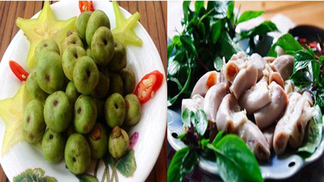 món ăn chữa bệnh trĩ từ quả sung