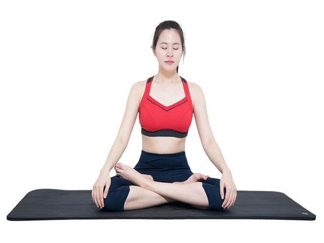 Chữa bệnh trĩ bằng các bài tập Yoga